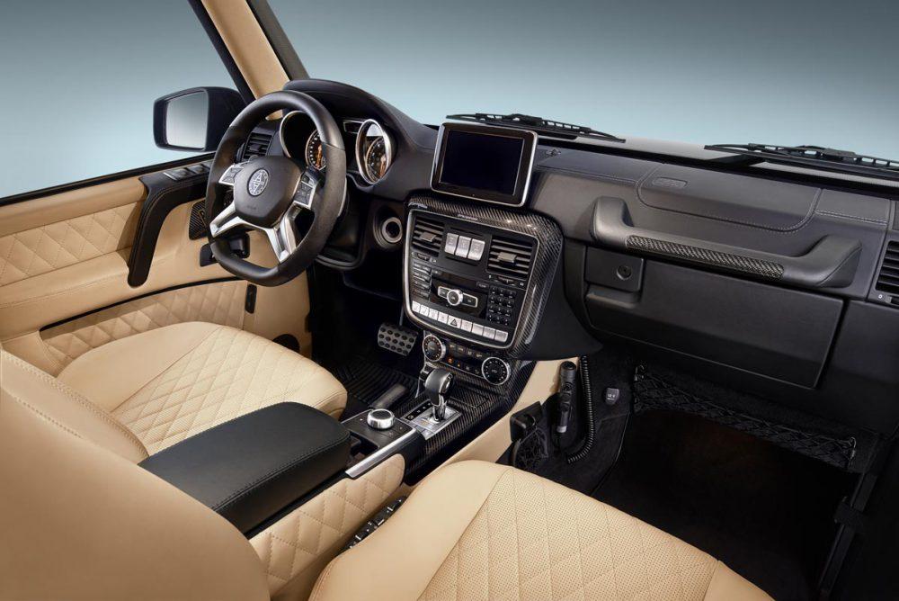 Mercedes G-Klasse Armaturenbrett