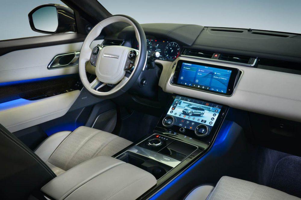 Range Rover Ambientebeleuchtung