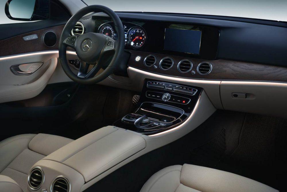 Mercedes Benz Ambientebeleuchtung