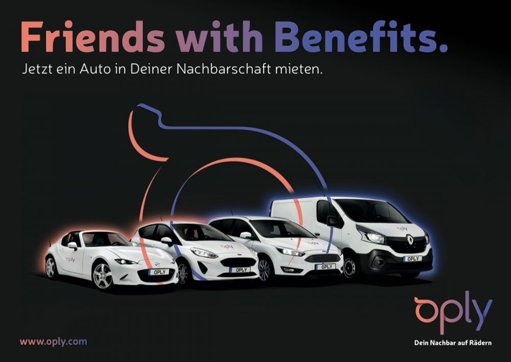 Oply Anzeige Fahrzeugangebot Fahrzeugklassen