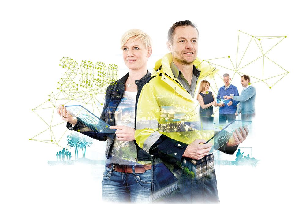 Imagegrafik für InfraServ Gendorf