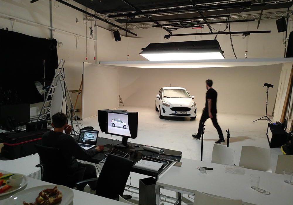 Oply Autofotografie Studio